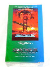 1994 Skybox Star Trek IV 4 The Voyage Home Factory Sealed Card Set (72)