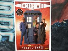 DWM. DOCTOR WHO SERIES THREE COMPANION. 2007. RARE.