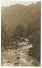 Aberglaslyn Pass, N Wales, unposted,  interwar,  by Judges