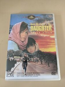 Not Without My Daughter - Genuine Region 4 DVD 1990 Sally Field