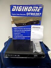Digihome DTR0207 80 GB Digital TV Tuner With Twin Tuner. New Other.