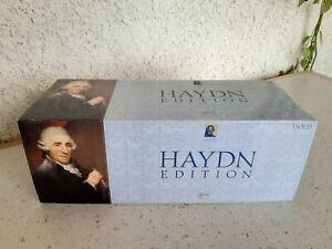 Coffret 150 CD Haydn Edition - Brilliant Classics - Complet - Musique classique
