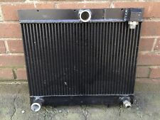 JCB Coolant Radiator and Oil Cooler - Dual Cooler Recore Service - Glasgow