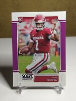 Kyler Murray Rc SP Purple Parallel Score 2019 Arizona Cardinals