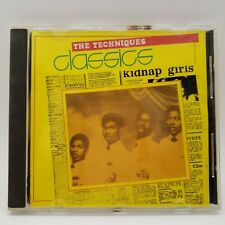The Techniques - Classics CD UK Import ships from USA rock steady