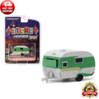 1959 Catolac DeVille Travel Trailer Unrestored 1/64 Diecast Model Greenlight