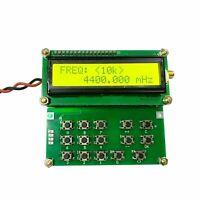 ADF4351-VFO RF Signal Generator Signal Source 35-4000MHz HXY D6 V1.02 4.5-5.5V