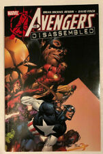 Avengers: Disassembled by Brian Bendis & David Finch Tpb, Marvel, Oop, Near Mint