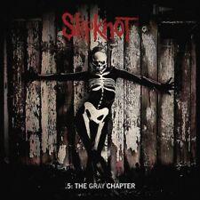 Slipknot-5 The Gray Chapter Vinyl LP Cover Sticker or Magnet