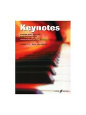Keynotes Grades 1-2 Early Intermediate Learn to Play Present MUSIC BOOK Piano