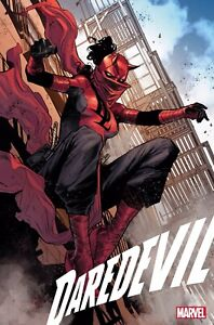 Daredevil  #25 1/20/21 Second Printing -  Elektra as Daredevil Variant Pre-sell