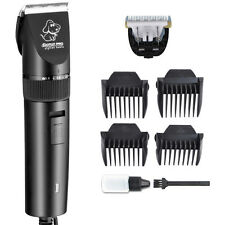 Professional High Power Electric Pet Hair Clipper Cat Dog Rabbit Shaver Trimmer