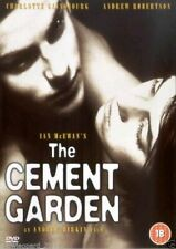 The Cement Garden  PAL (2004) Charlotte Gainsbourg