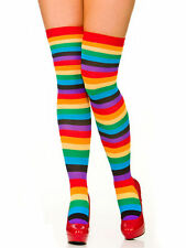 Multi-Coloured Stockings for Women