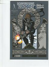TAROT WITCH OF THE BLACK ROSE # 66 !! SEXY 2000 JIM BALENT BROADSWORD 1