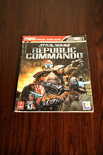 Star Wars Republic Commando : Prima Official Game Guide by Michael Knight (2005)