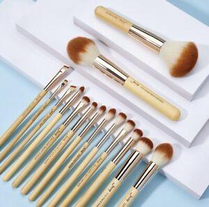 New Jessup 15 piece Makeup Brush Set