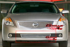 SS 1.8mm Mesh Grille For 07-09 Nissan Altima Bumper