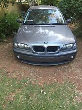 BMW E46 GUARD FENDER left or right side 01-05 4door sedan wrecking silver gray