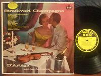 D'Artega - Stradivari Champagne (LP 1957 MGM E-3446) VG+