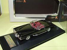 STUTZ BLACKHAWK Cabriolet 1971 Noir PREMIUM X 1:43