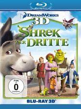 SHREK DER DRITTE (BLU-RAY 3D+BLU-RAY) -   2 BLU-RAY NEU