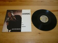 WILL DOWNING - A LOVE SUPREME 12 INCH EXTENDED SINGLE VINYL RECORD EXCELLENT/NM