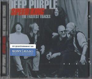 DEEP PURPLE / SPEED KING - THE FASTEST TRACKS * NEW CD 2005