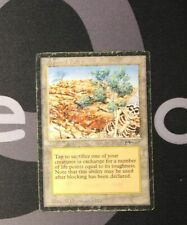 1 Diamond Valley (#2416) - Arabian Nights Land MtG Magic 93/94 Old School Uncomm
