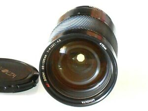 Minolta Af Lens 1: 4-4.5/28-135 Telephoto, A Mount Also For sony Alpha
