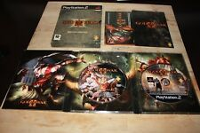 GOD OF WAR 2 EDITION SPECIALE PS2
