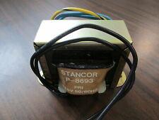 New No Box Stancor P-8693 Transformer