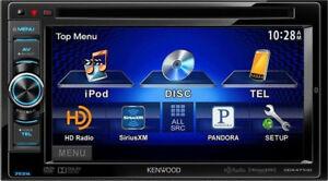 NEW KENWOOD  DDX471HD 2-DIN / BLUETOOTH / HD RADIO / DVD / CD / PANDORA /