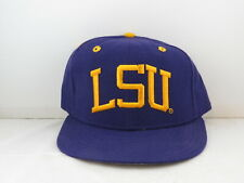 LSU Tigers Hat (VTG) - 1990s Baseball Team Pro Model by New Era - Fitted 7 5/8