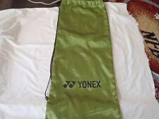 YONEX Green Tennis Racket Duffel Bag
