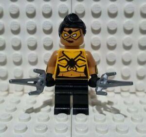 LEGO Minifigure Batman Movie Tarantula and weapons sh322 Set 70907