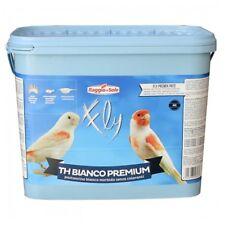 pâte d'elevage Blanc Premium 4kg pour Canaries, perruches, exotiques et oiseaux
