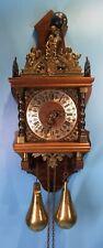 Zaanse Warmink Wuba Wall Clock - W Haid - Linden