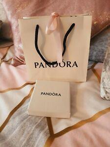 Genuine Silver PANDORA Bangle Bracelet 18cms 💎