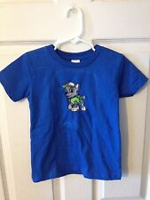 Paw Patrol Tee Shirt, Rocky,  Size 3T, CUSTOM EMBROIDERED