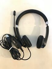 Jabra UC Voice 550 Duo Black Headband Headsets