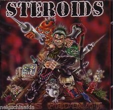 STEROIDS - SOUS PRODUCT CD