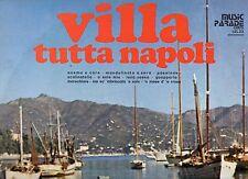 CLAUDIO VILLA disco LP 33 giri TUTTA NAPOLI made in ITALY