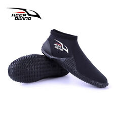 4mm Neoprene Water Shoes Quick Drying Slip-On Dive Boots Beach Surf Swim Shoes