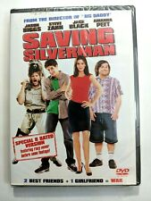 Saving Silverman Dvd Special R Rated Version New Free domestic Shipping