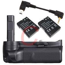 Vertical Camera Holder Battery Grip for  Nikon D5100 D5200 + Battery Camera
