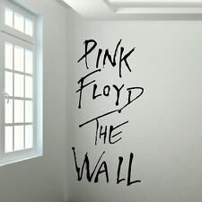 EXTRA LARGE PINK FLOYD THE WALL ALBUM MURAL ART STICKER TRANSFER STENCIL DECAL