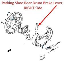1999-2005 Suzuki Grand Vitara Escudo Parking Shoe Rear Drum Brake Lever RIGHT