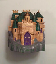 Polly Pocket Harry Potter Hogwarts Castle measures 5in. Tall 2001