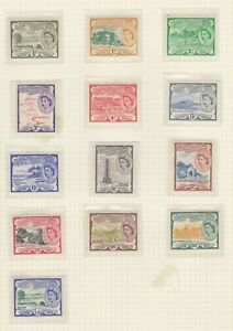 Stamps of St Christopher / Nevis.